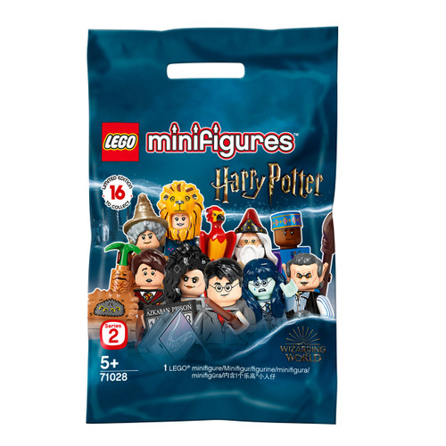 Lego Minifigures - Harry Potter