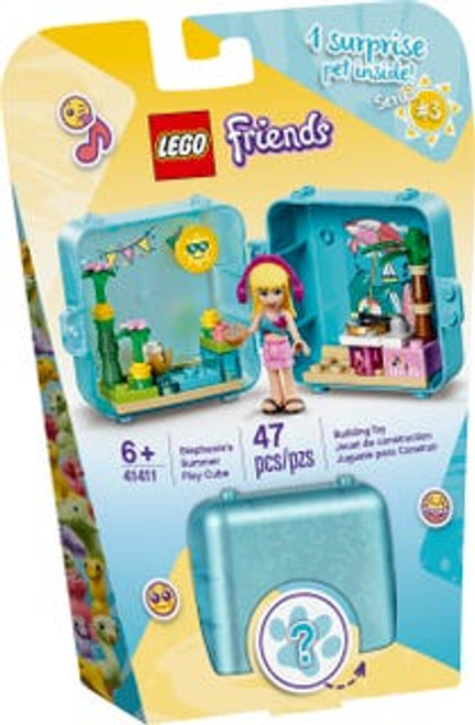 LEGO FRIENDS - STEPHENIES SUMMER PLAY CUBE