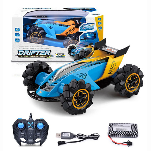 DRIFTER TURBO AIR RELEASED RADIO/GESTURE CONTROL - BLUE