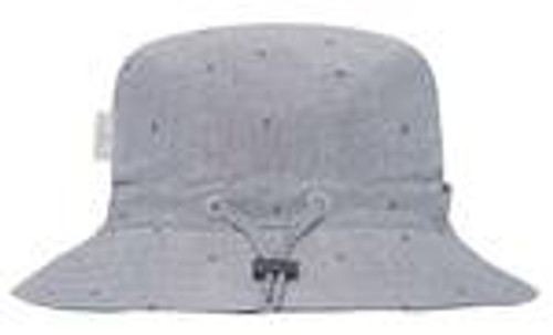 Toshi sunhat lawrence charcoal - extra large