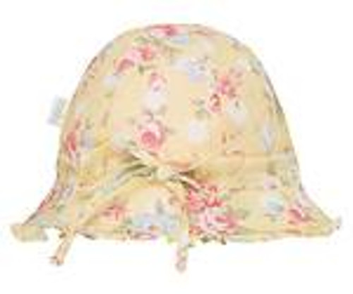Toshi Bell Hat Pretty Meadow Buttercup - Extra Small