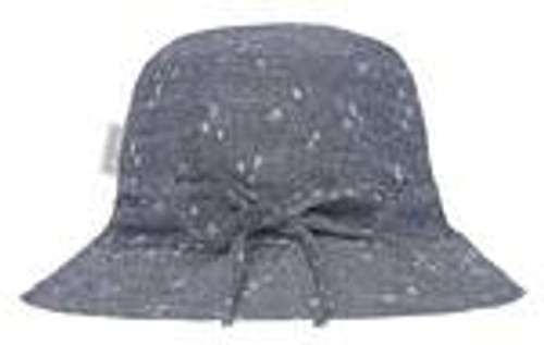 Toshi sunhat milly periwinkle - large
