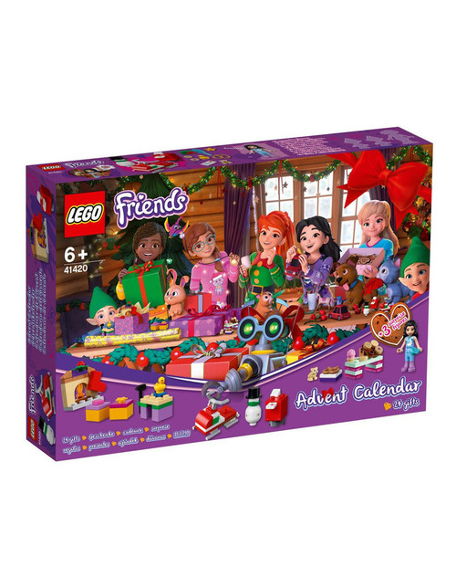 Lego Friends - Advent Calendar 2020