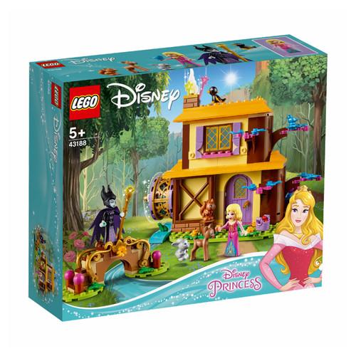 Lego Disney Princess - Auroras Forest Cottage