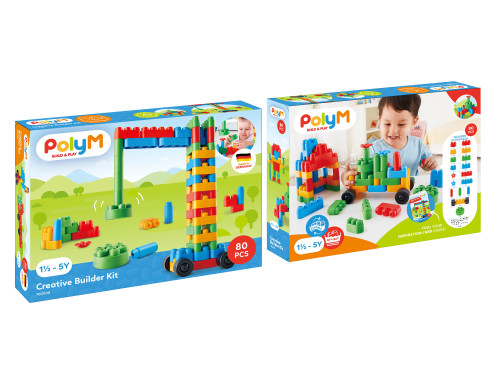 Poly m - creative starter set