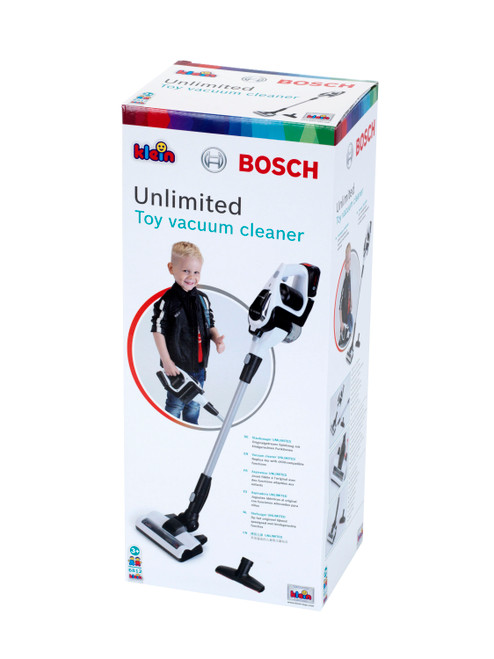 Bosch Unlimited Stick Vacuum Cleaner - Red ATK6812