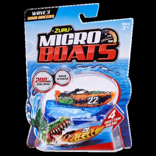 Zuru Motor Boat # 22 Orange