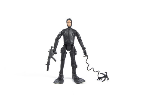 1:18 Scale Single Military Figure With Accessories - 14