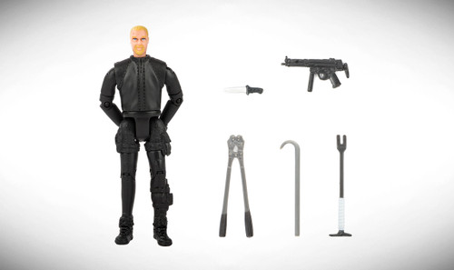 1:18 Scale Single Military Figure With Accessories - 15
