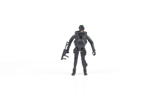 1:18 Scale Single Military Figure With Accessories - 10