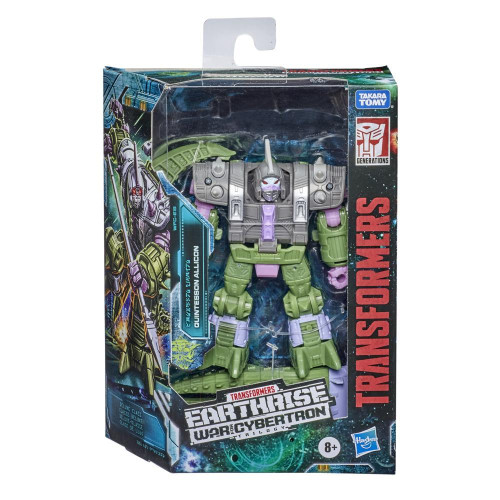 Transformers Gen WFC Earthrise - Quintesson Allicon