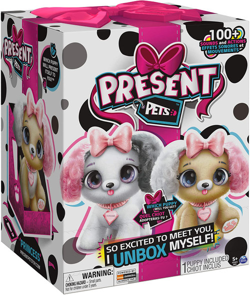Present Pets - Rose Gold Fancy Pups