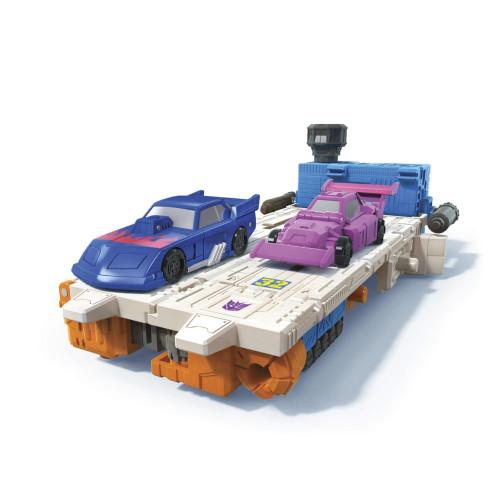 Transformer Gen War f Cybertron Earthrise Airwave Modulator