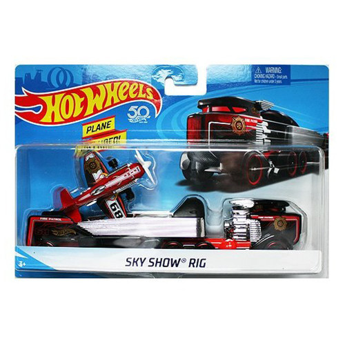 Hot Wheels Rig - Sky Show