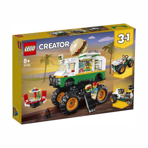 Lego Creator - Monster Burger Truck