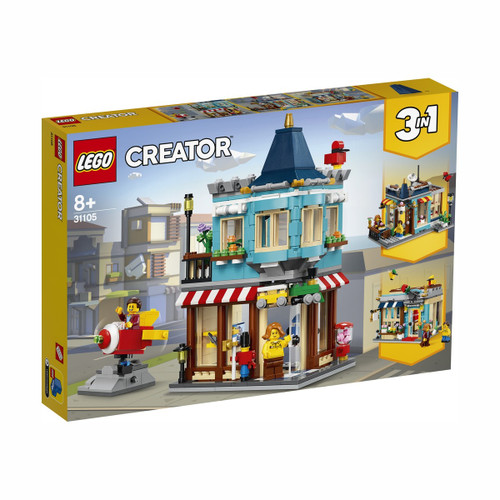 Lego Creator - Townhouse Toy Store