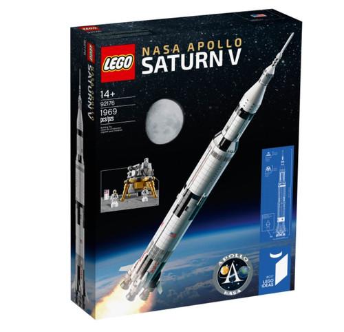 Lego Ideas - NASA Apollo Saturn V 92176