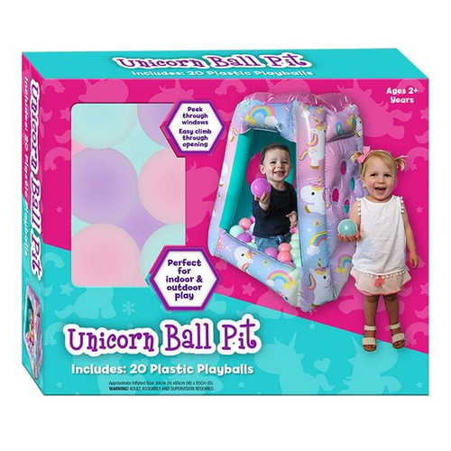 Time2Play Unicorn Ball Pit