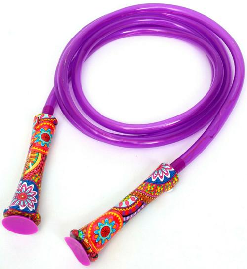 Goofy Foot 7 foot Light Up Jump Rope - Purple