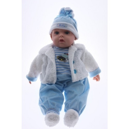 Baby Doll- Lucas Blue