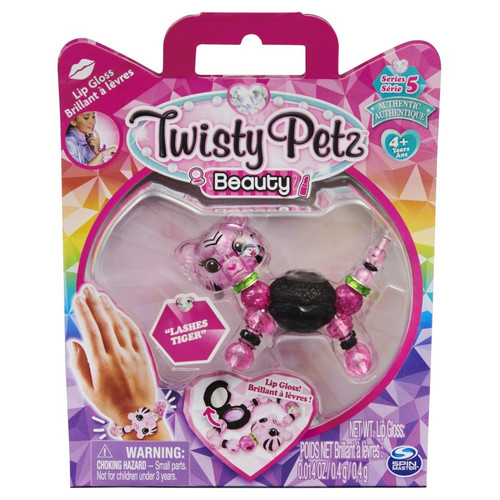 Twisty Petz Single Beauty - Lashes Tiger