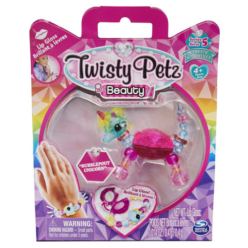 Twisty Petz Single Beauty - Bubblepout Unicorn