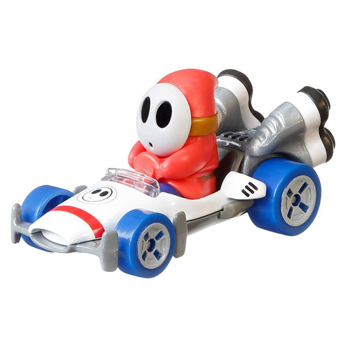 Hot Wheels Mario Kart Cars - Shy Guy