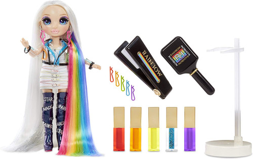 Rainbow High Hair Play Rainbow Doll