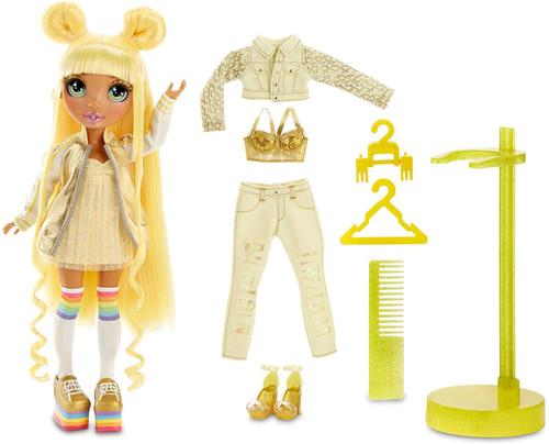 Rainbow High Fashion Doll - Sunny Madison
