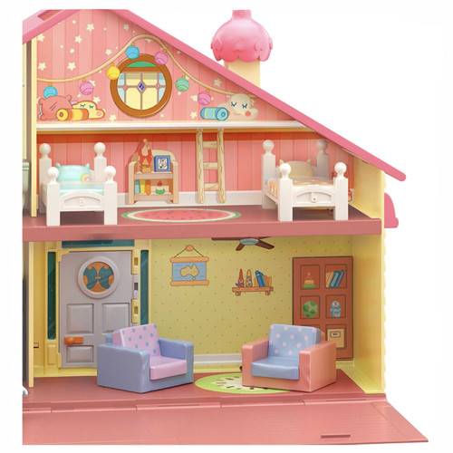 Bluey S3 Family Home Playset