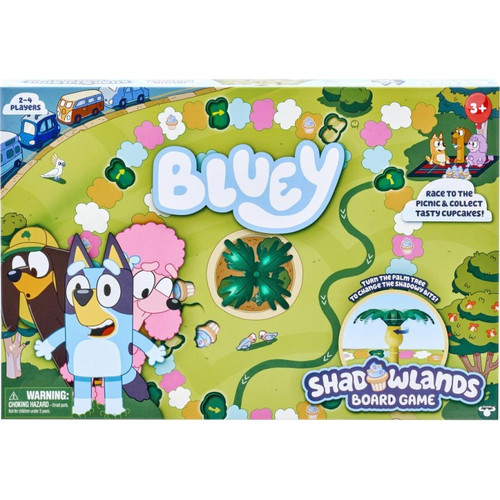 Bluey S2 Board Game - Shadowlands