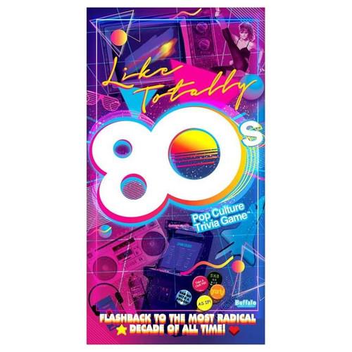 80s Pop Culture Trivia Game