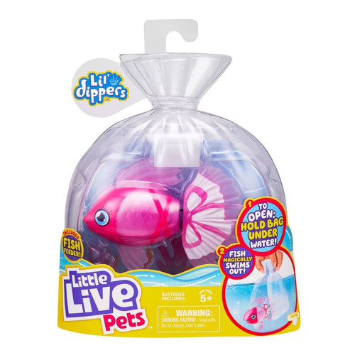 Little Live Pets - Lil Dippers - Bellariva