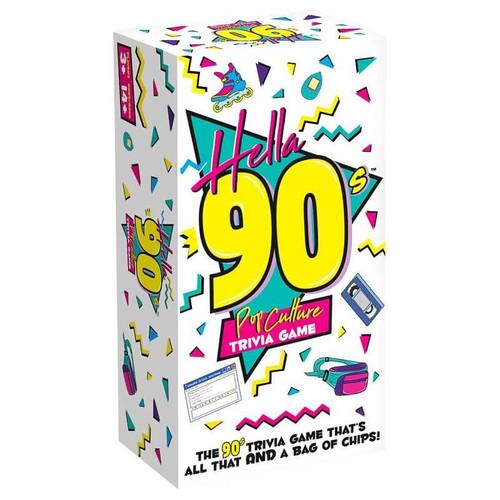 90s Pop Culture Trivia Game
