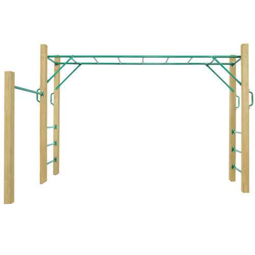 Amazon 3 Metre Monkey Bar Set