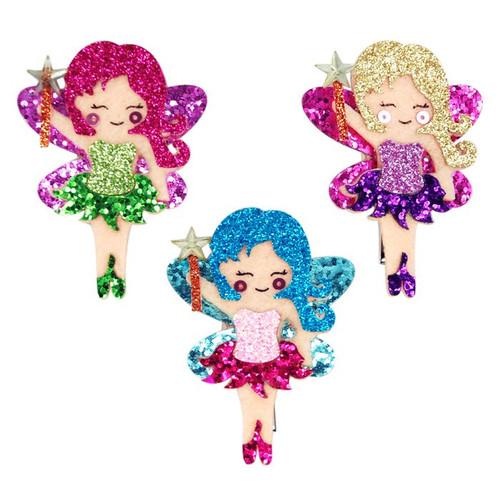Glitter Fairy Hairclips