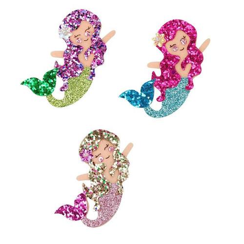 Under The Sea Mermaid Hairclips