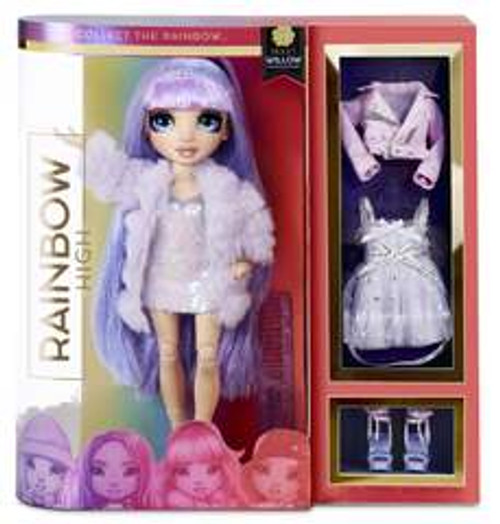 Rainbow High Fashion Doll - Violet Willow