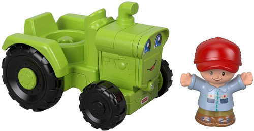 Little People Small Vehicle - Tractor