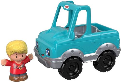 Little People Small Vehicle - Blue Ute