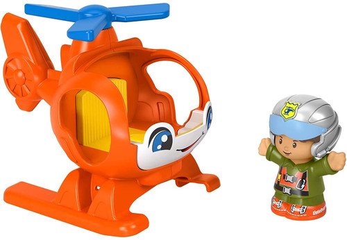 Little People Small Vehicle - Helicopter