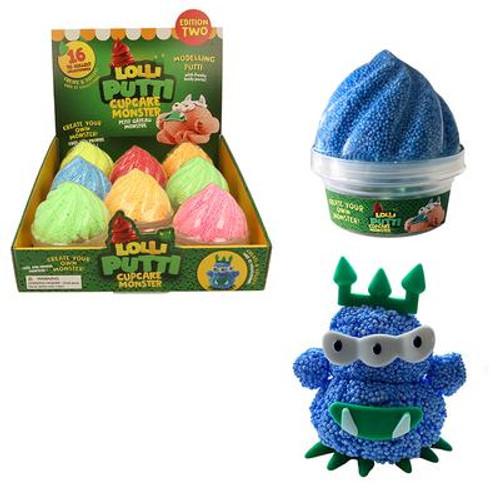 Lolli Putti Cupcake Monster