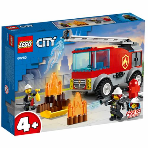 Lego City - Fire Ladder Truck 60280