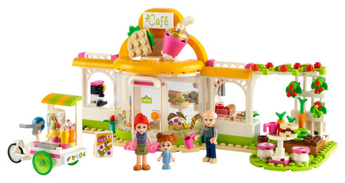 Lego Friends - Heartlake City Organic Cafe