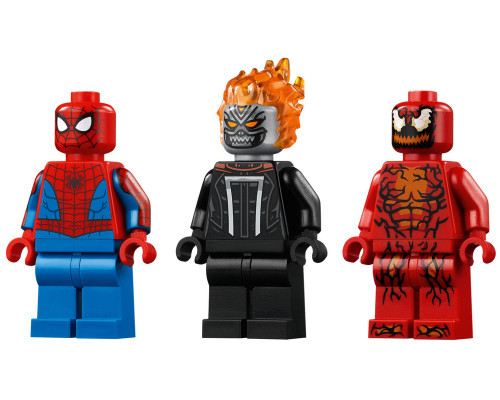 Lego Super Heroes - Spider-Man and Ghost Rider vs Carnage