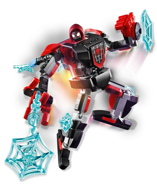 Lego Super Heroes - Miles Morales Mech Armor