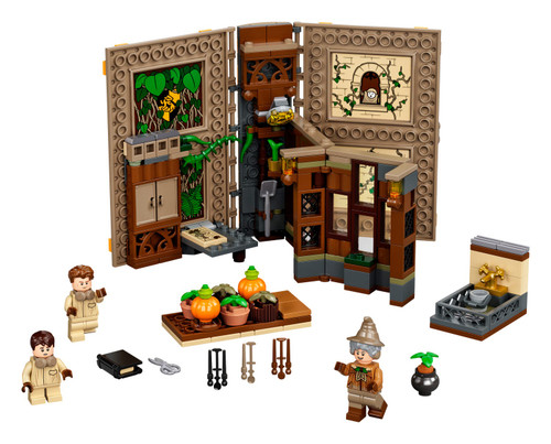 Lego Harry Potter - Moment: Herbology Class