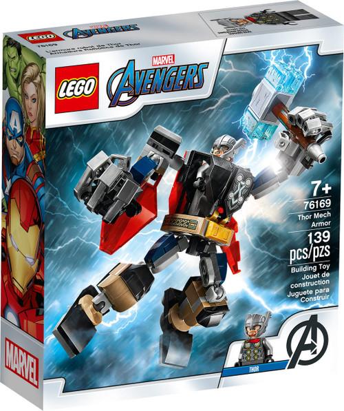 Lego Super Heroes - Thor Mech Armor