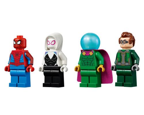 Lego Super Heroes - Spider-Mans Monster Truck vs Mysterio