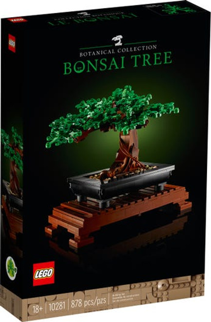 Lego Creator Expert - Bonsai Tree